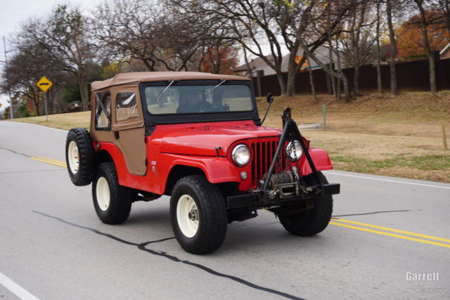 1966 jeep willys cj 5 classic dallas texas 2 owner with vintage pto winch video for sale jeep. Black Bedroom Furniture Sets. Home Design Ideas