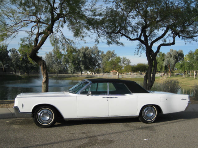 1966 lincoln continental convertible air ride suicide. Black Bedroom Furniture Sets. Home Design Ideas