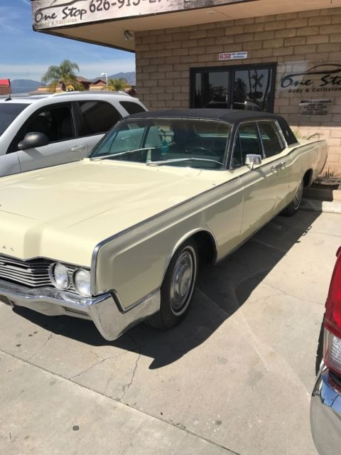 1966 lincoln continental fresh body and paint for sale. Black Bedroom Furniture Sets. Home Design Ideas