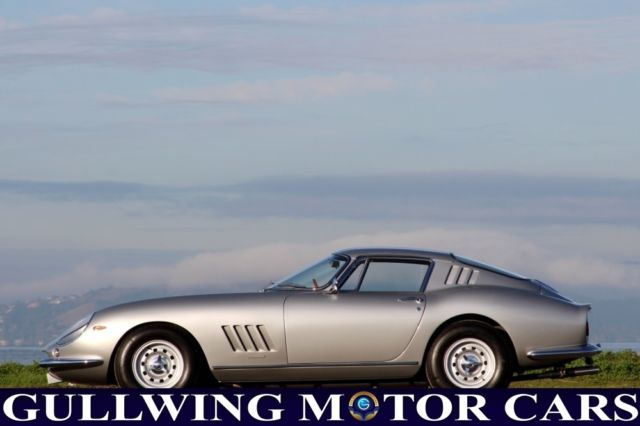1966 Long Nose Alloy Used For Sale Ferrari Other 1966