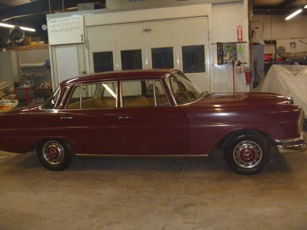 1966 mercedes 230 s made in germany for sale mercedes