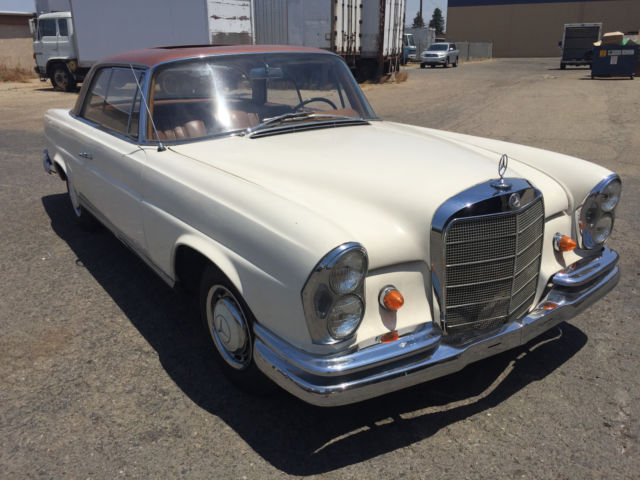 1966 mercedes benz 220se coupe garage kept auto sunroof for 1966 mercedes benz for sale