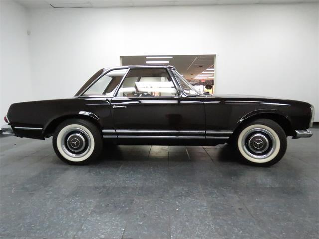 1966 mercedes benz 230 sl 2 door roadster for sale for 1966 mercedes benz for sale