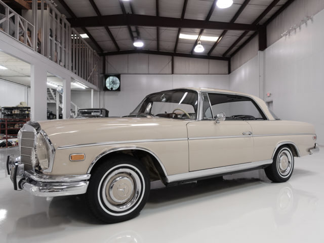1966 mercedes benz 300se opera coupe california black for Mercedes benz 300se for sale