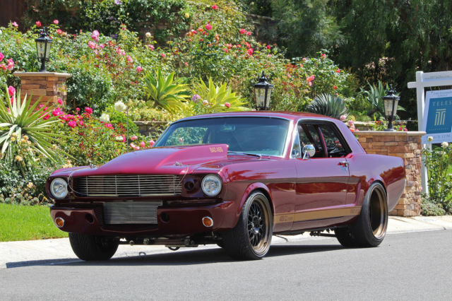 1966 mustang 500hp 408ci stroker pa c4 manual mustang ii rotisserie show car for sale ford. Black Bedroom Furniture Sets. Home Design Ideas