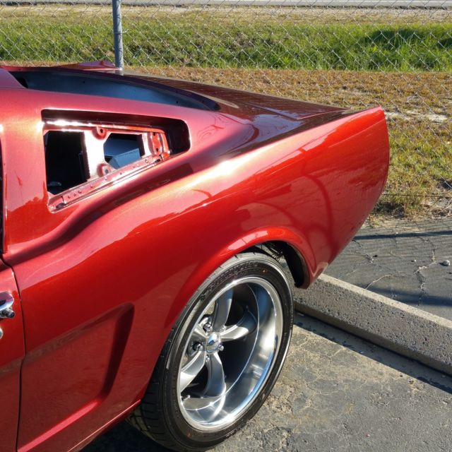 "1966 Mustang Fastback ""Brand New Body"" For Sale"
