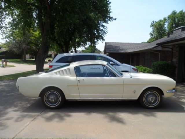 1966 mustang fastback 2 2 for sale ford mustang 1966 for sale in enid oklahoma united states. Black Bedroom Furniture Sets. Home Design Ideas