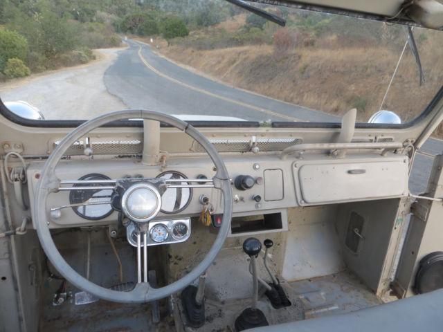 1966 Nissan Patrol G60 for sale - Nissan Patrol 1966 for