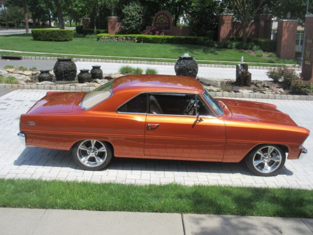 1966 Nova Super Sport Ss Hot Rod Street Rod 1967 1968 1969