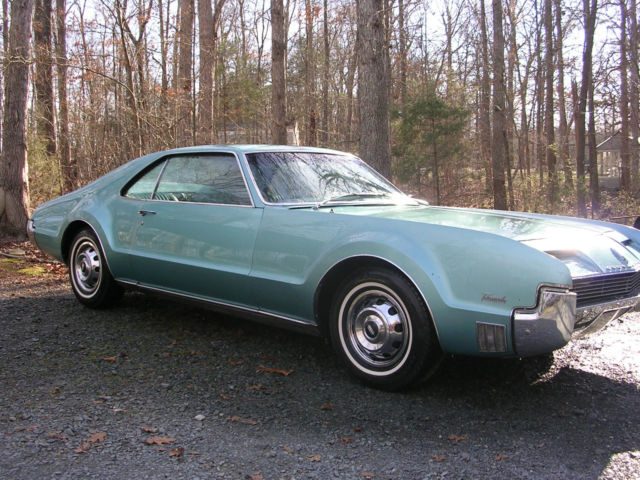 1966 oldsmobile toronado 425 ci southern car for sale. Black Bedroom Furniture Sets. Home Design Ideas