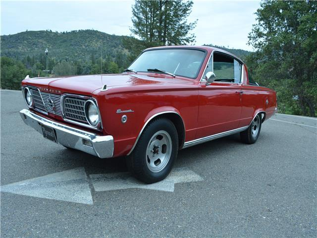 1966 Plymouth Barracuda Formula S 72,220 Miles Red 2 Door