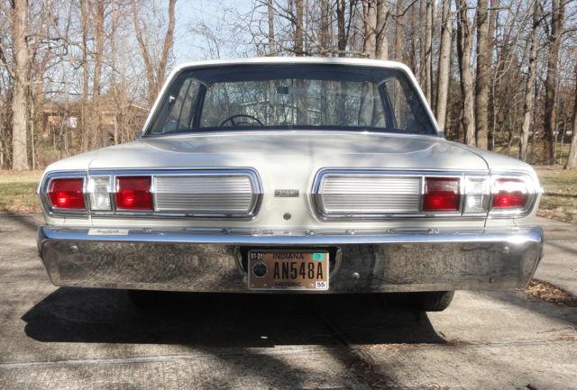 1966 Plymouth Fury Iii Vip Edition 4dr Hardtop For Sale