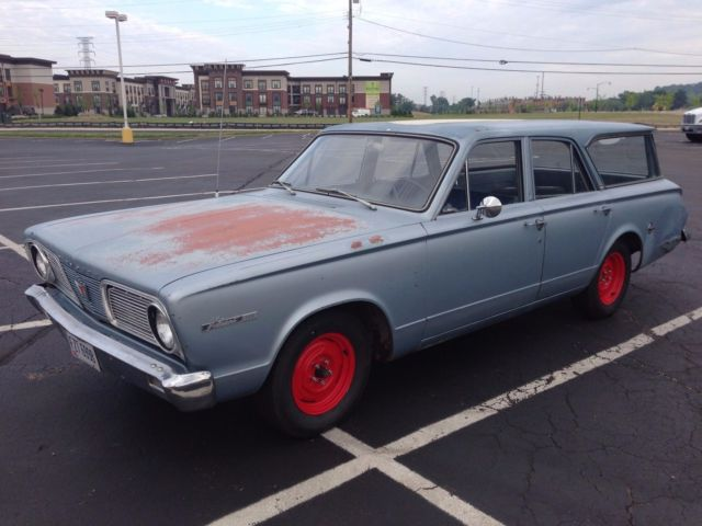 1966 Plymouth Valiant Station Wagon For Sale Plymouth Other 1966 For Sale In Cincinnati Ohio