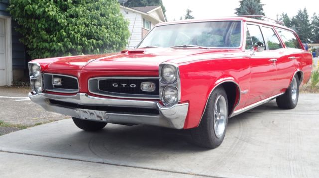1966 Pontiac Tempest Wagon Gto For Sale Pontiac Tempest Gto 1966 For Sale In Bellevue Washington United States