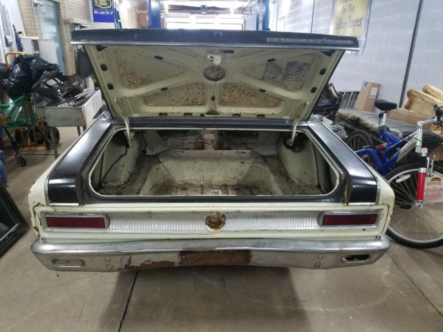 1966 rouge 1 of 500 amc rambler american motors american for American classic motors for sale
