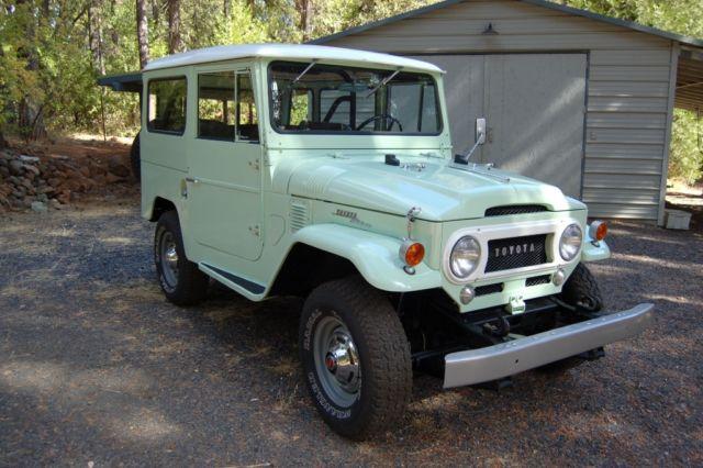 1966 Toyota Land Cruiser FJ40, Fully Restored, stock (Link