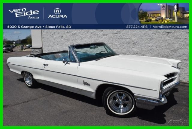 1966 Used Automatic Convertible For Sale Pontiac