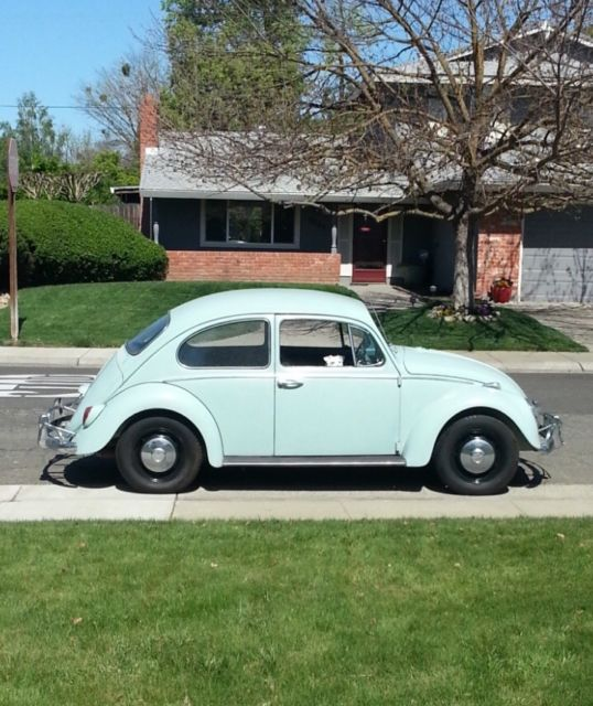 1967 Vw Beetle Show Car For Sale Oldbug Com: 1966 Volkswagen Beetle Deluxe Model # 113 For Sale