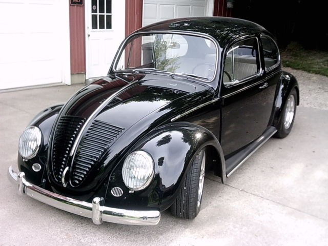 1966 Vw Pro Built V8 520hp For Sale Volkswagen Beetle