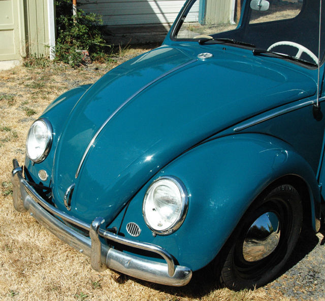 Volkswagen Bug For Sale: 1966 VW Volkswagen 6 Volt Beetle Bug