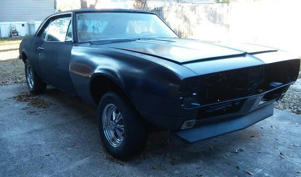 1967 67 camaro rs ss rally sport super sport project car for sale chevrolet camaro 1967 for. Black Bedroom Furniture Sets. Home Design Ideas