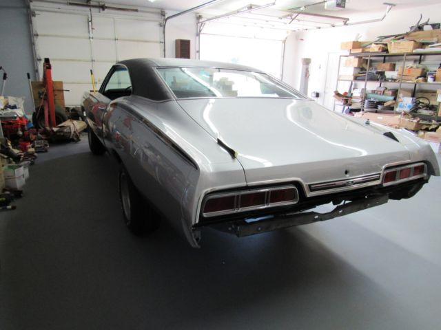 1967 67 Chevrolet Impala Ss 396 2 Door Hardtop 4 Speed 427