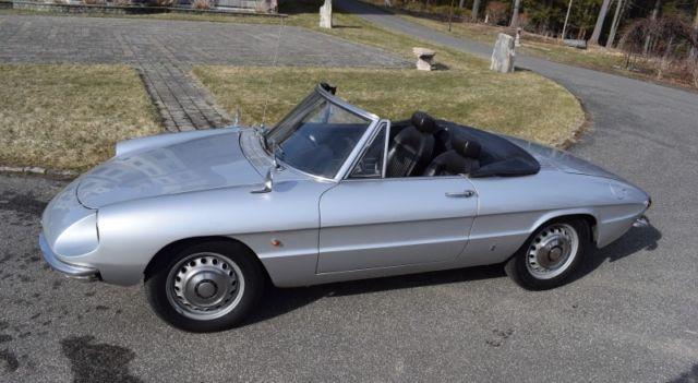 Alfa Romeo Spider Duetto L Engine No Rust Mint Condition - 1967 alfa romeo duetto spider for sale