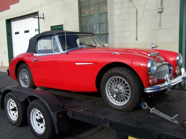 1967 austin healey 3000 mkiii bj8 colorado red for sale austin healey 3000 1967 for sale in. Black Bedroom Furniture Sets. Home Design Ideas