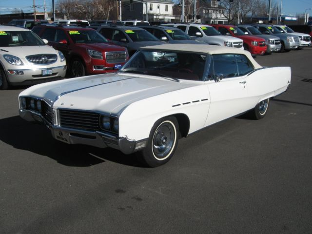 1967 Buick Electra 225 Convertible for sale - Buick Electra