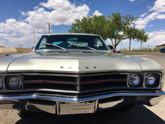 1967 buick grand sport gs400 original gentleman 39 s hotrod fast with class for sale buick. Black Bedroom Furniture Sets. Home Design Ideas
