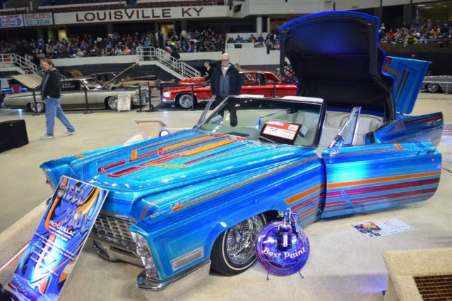 1967 cadillac convertible donk lowrider for sale. Black Bedroom Furniture Sets. Home Design Ideas