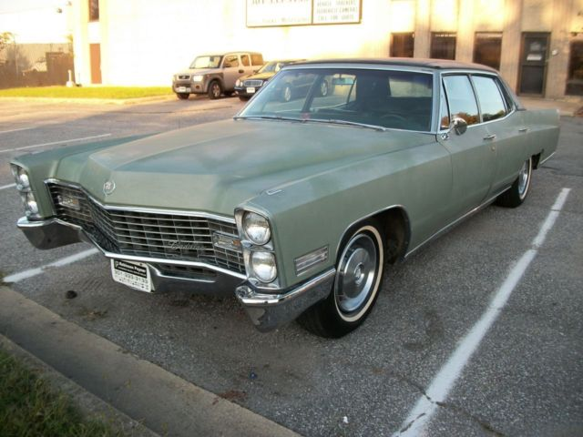 1967 cadillac fleetwood brougham for sale cadillac fleetwood fleetwood brougham 1967 for sale. Black Bedroom Furniture Sets. Home Design Ideas