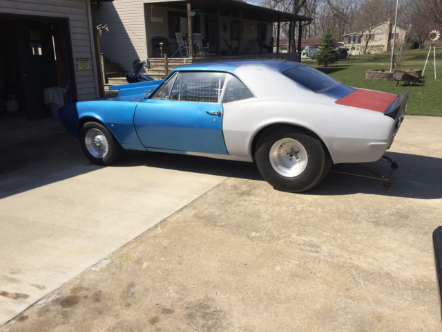 1967 Camaro Pro Street Drag Car Roller For Sale