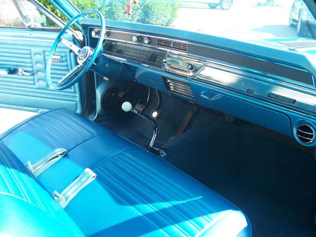 1967 Chevelle SS 396 4 Speed Factory AC California Car