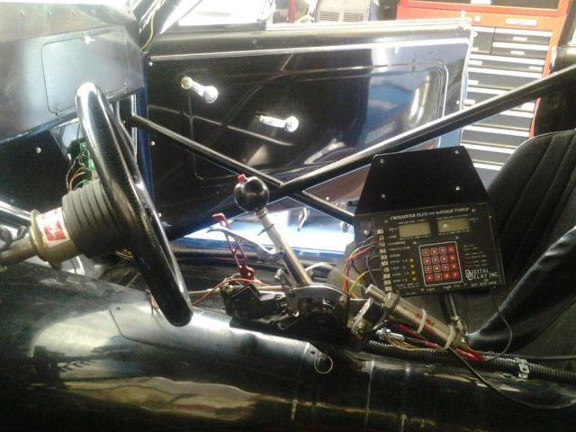 1967 Chevelle Tube Chassis Set Up For Super Street For