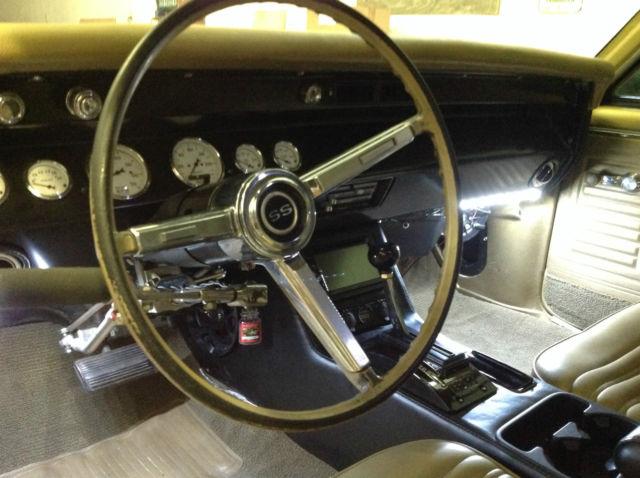 1967 Chevelle Wagon in full Super Sport Trim for sale