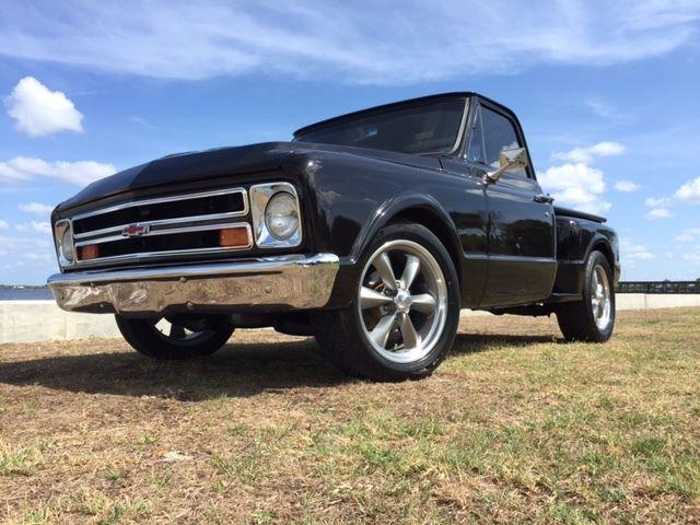 Gmc Tires Charlotte >> 1967 Chevrolet C-10 Short Bed, Rare Step-Side for sale - Chevrolet C-10 1967 for sale in Port ...