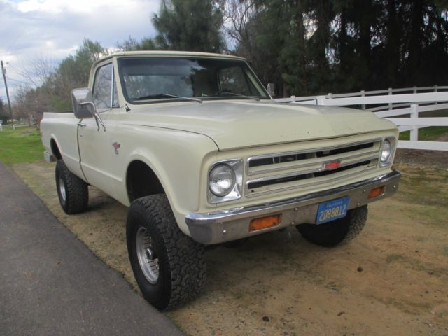 1967 chevrolet c10 4x4 crate 350 chevy pickup 1968 1972 for sale chevrolet c 10 1967 for. Black Bedroom Furniture Sets. Home Design Ideas