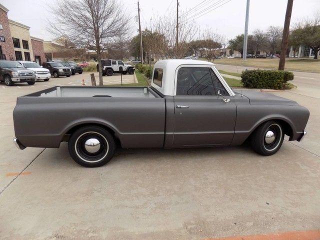 1967 Chevrolet C10 White Gray For Sale Chevrolet C 10