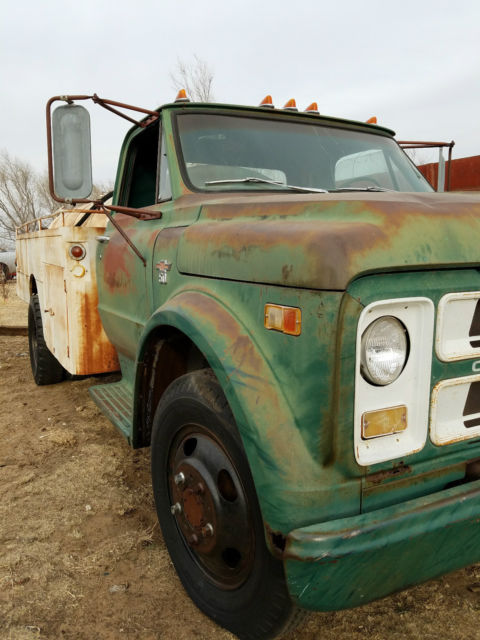1972 c40 truck fenders for sale