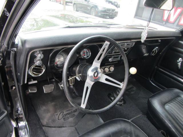 1967 chevrolet camaro 454ci v8 4 speed manual transmission. Black Bedroom Furniture Sets. Home Design Ideas