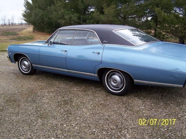 Chevrolet caprice used automatic rwd door coupe