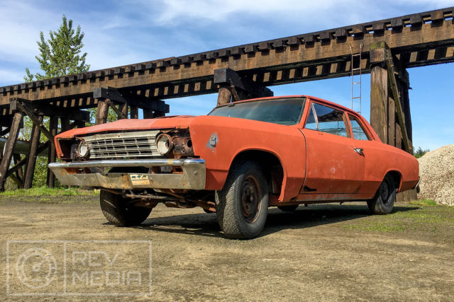 1967 chevrolet chevelle 2 door project for sale. Black Bedroom Furniture Sets. Home Design Ideas