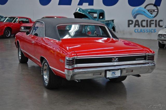 New Chevrolet Volt Vernon >> 1967 Chevrolet Chevelle 396 big block V8 / Automatic / Great Driving! for sale - Chevrolet ...