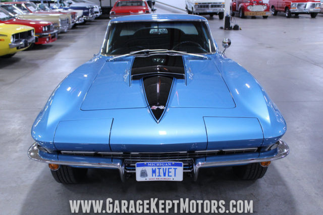 1967 chevrolet corvette 427 coupe marina blue coupe 427 v8 51836 miles for sale chevrolet. Black Bedroom Furniture Sets. Home Design Ideas