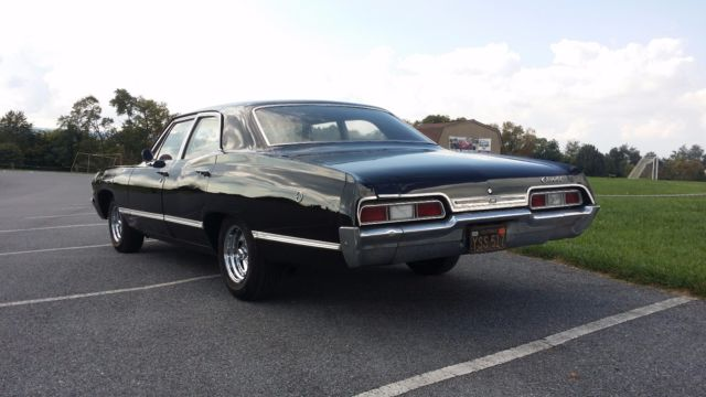 1967 Chevrolet Impala 4 Door Supernatural Tribute for sale