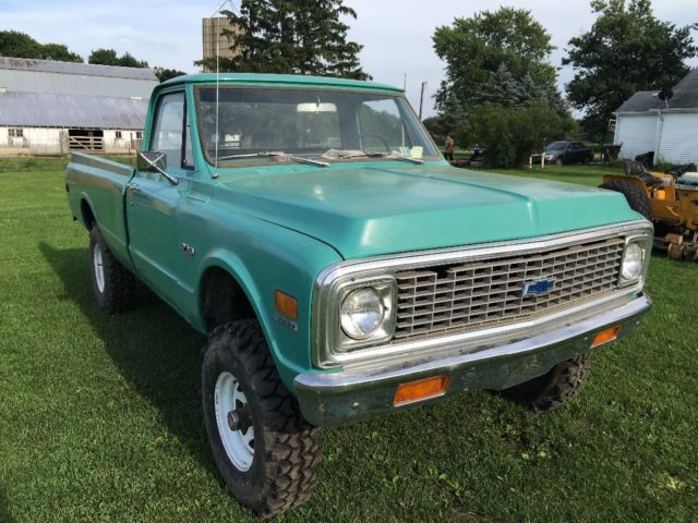 1969 Chevy Truck For Sale >> 1967 Chevrolet K10 truck for sale - Chevrolet Other Pickups None 1967 for sale in Lowell ...