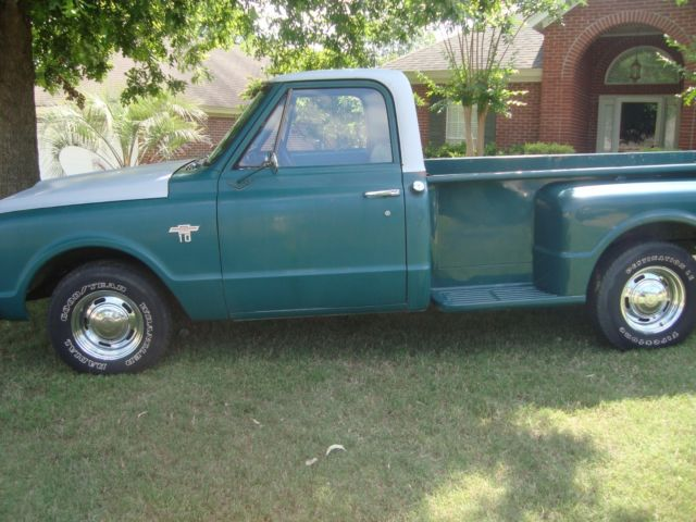 67 chevy stepside truck