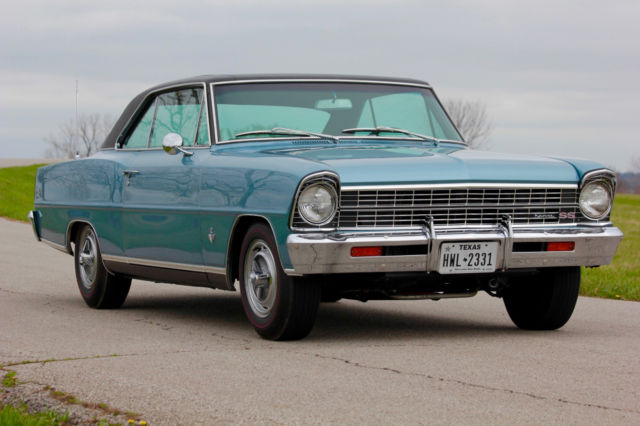 1967 chevy ii nova super sport for sale chevrolet nova chevy ii 1967 for sale in kansas city. Black Bedroom Furniture Sets. Home Design Ideas