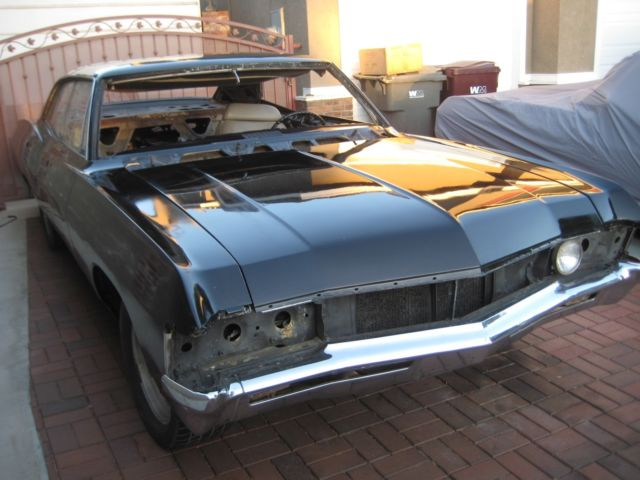1967 impala black 4 autos weblog. Black Bedroom Furniture Sets. Home Design Ideas